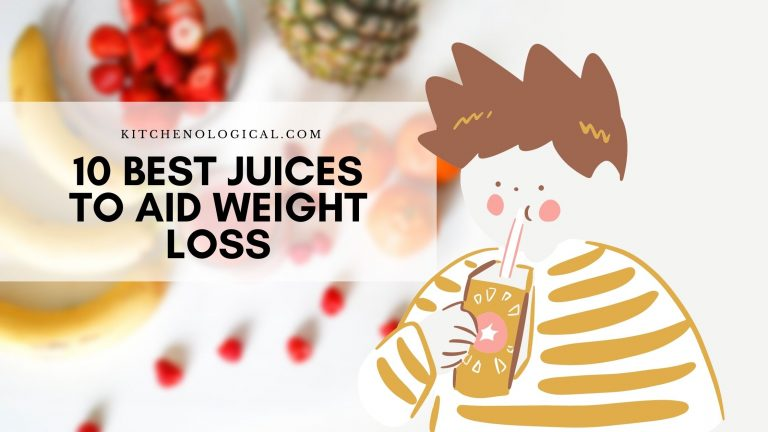 10 Amazingly best juice for weight loss in the morning